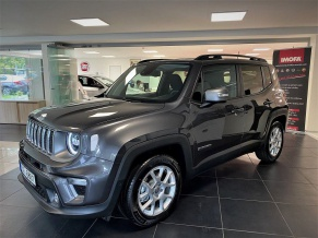 Jeep Renegade 1.3 T4 150k DDCT AT Limited *125* er